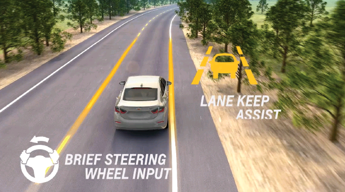 Lane Keep Assist >> Acdelco Techconnect Lane Keep Assist A Helpful Intervention Blog